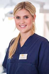 Michelle Hoffmann, Zahntechnikerin